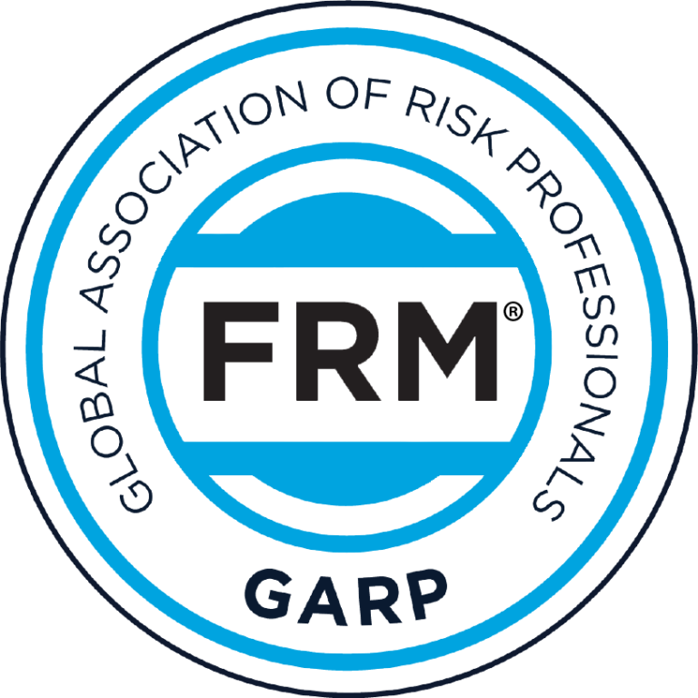 Certified Financial Risk Manager (FRM)